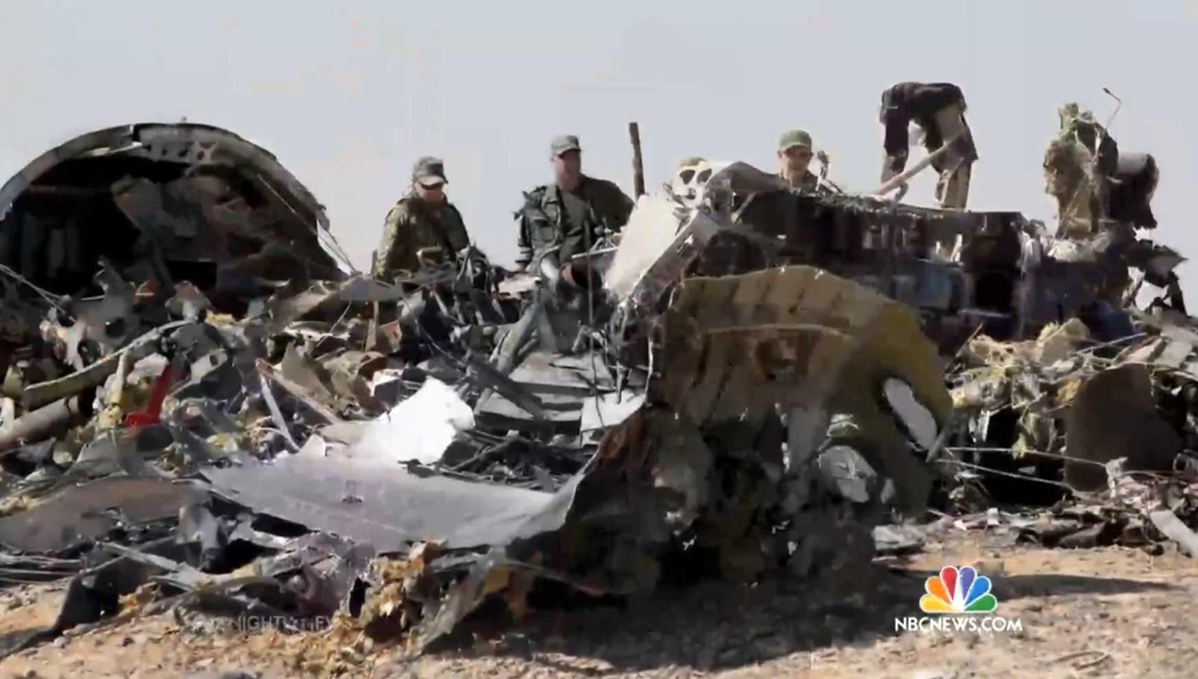 Смотреть фото разбитого самолета в египте