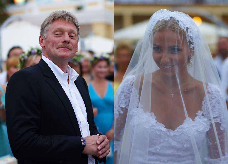 статье песков дмитрий свадьба фото обучения