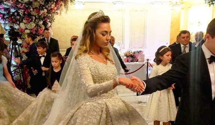 Свадьба сына миллиардера гуцериева в москве фото
