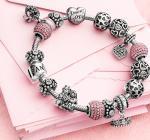 браслеты и шармы Пандора