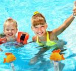 кислород для бассейнов