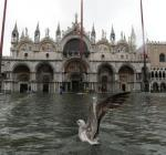 Венеция, наводнение