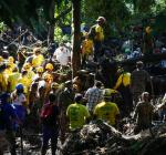 оползень в Сальвадоре