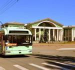 Северодонецк, троллейбусы