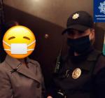 """В Лисичанске патрульные разыскали """"пропавшую""""14-летнюю девочку"""