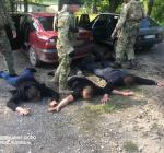 В Днепропетровской области задержана банда полицейских