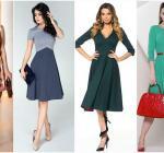 женские платья от известных брендов