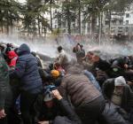 грузия-протесты