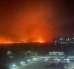 пожары луганщина