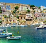 жара греция
