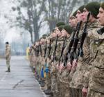 украинские призывники
