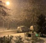 снегопад в бразилии