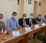 послы посетили города на Донбассе