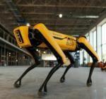 В зоне отчуждениядля замера радиациивпервые испытали робота-пса