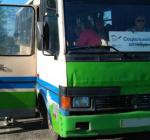 На Луганщиневосстановлены социальныеперевозки