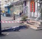 В Киеве из окна 9 этажа выпалимать с ребенком