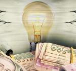 В Украине увеличится тариф на электроэнергию для населения
