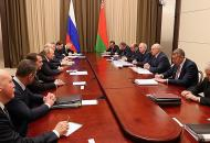 Беларусь, Россия, переговоры