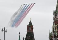 Москва, парад Победы