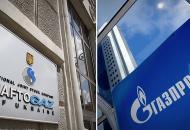 Нафтогаз, Газпром