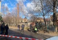 Перестрелка в Мукачево