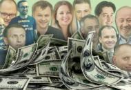 зарплата главы ЛОГА