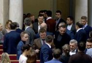 народные депутаты, драка