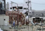 Япония, взрыв в ресторане