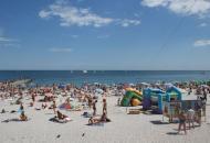 пляжи Украина