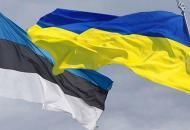 Эстония, Украина