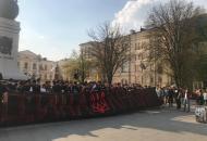 Харьков, ультрас, акция