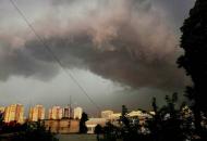 Киев накрыл сильный дождь