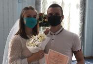 свадьба во время пандемии