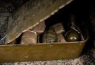 Луганская, взрыв гранаты