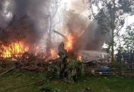 авиакатастрофа на Филиппинах