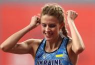 украинская спортсменка