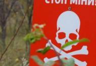 оккупанты подорвались на собственном минном поле