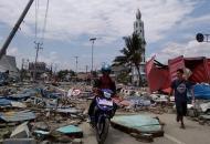 землетрясение, Индонезия