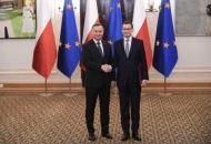 Президент Польши принял присягу новогоправительства