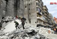 Алеппо, Сирия, обрушение