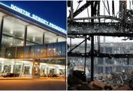 развалиныДонецкого аэропорта