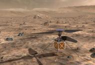 вертолет на марс