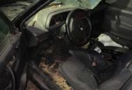 в Лисичанске разбили машину правозащитницы