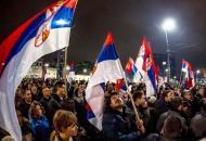 Сербия, акции протеста