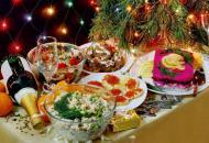 стоимость новогоднего стола в Украине