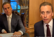 Галкин снял пародию на Путина