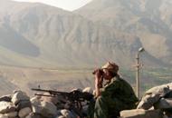 Перестрелка на границе Кыргызстана и Таджикистана