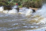 Бердянск накрыла непогода