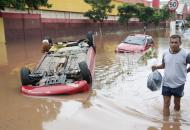 Бразилия, наводнение