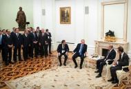 Эрдоган и Путин договорились о введении режима прекращения огня в Идлибе